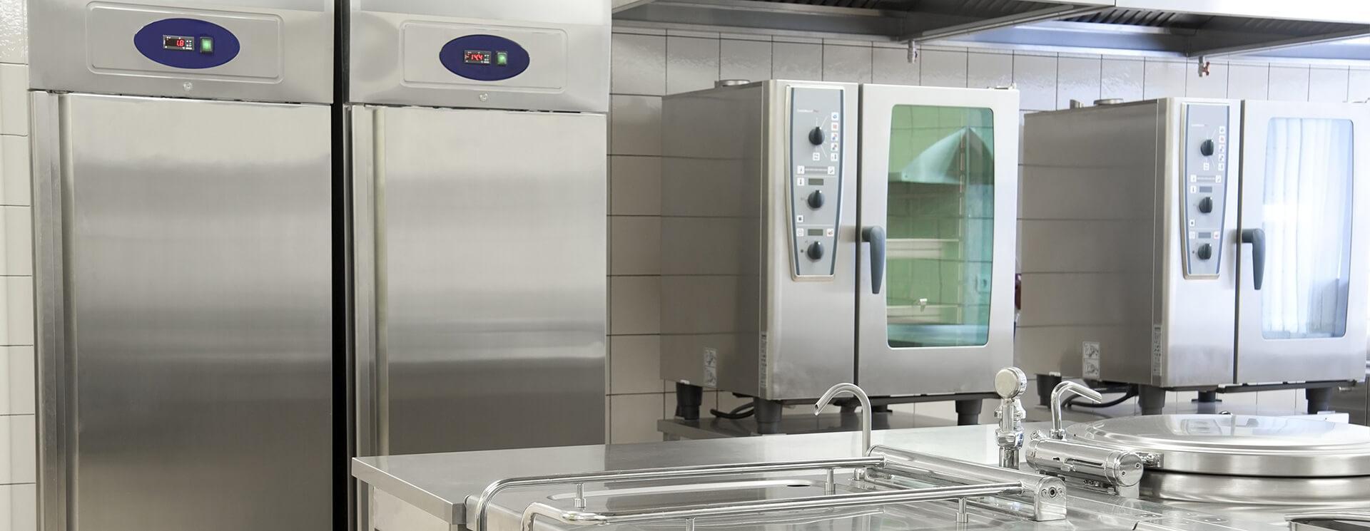 Lavorazione Lamiere per cucine industriali - Pres Metal Verona
