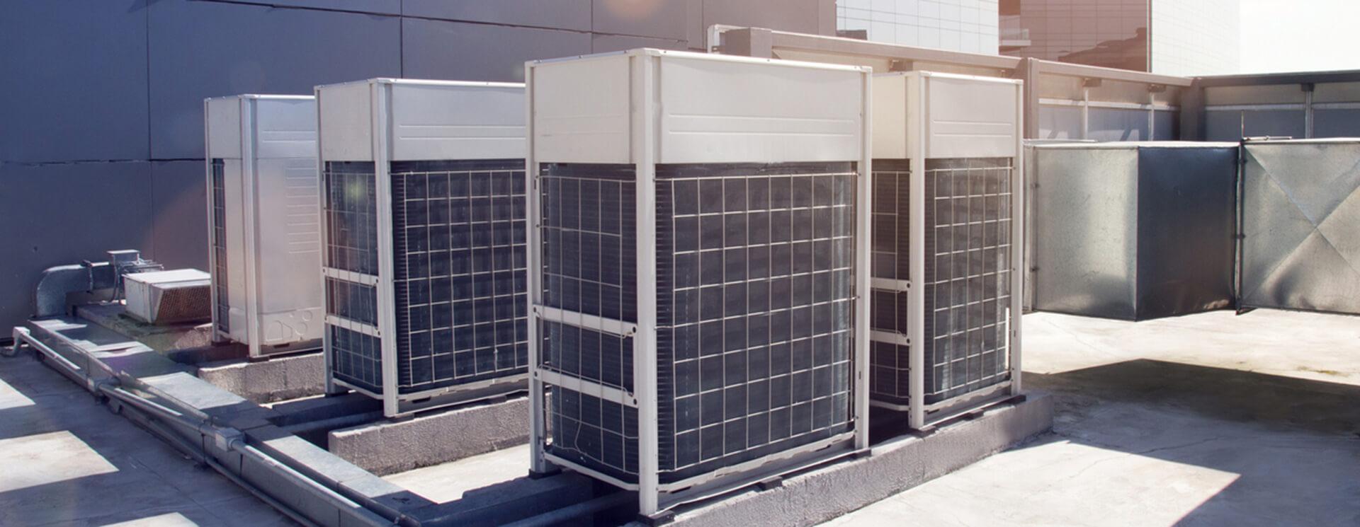 Lavorazione lamiere per climatizzatori industriali - Pres Metal Verona